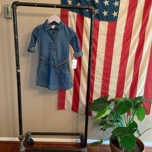 Carter's Chambray Dress